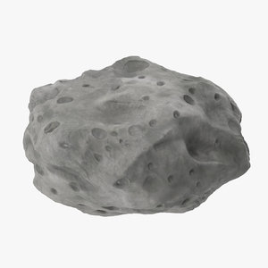 3d max asteroid 03