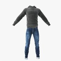 clothes 3d x