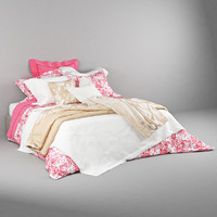 Bedclothes Zara Home red & gold