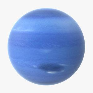 neptune planet max