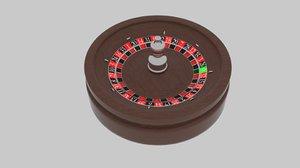 roulette spin obj
