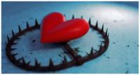 heart trap 3d model
