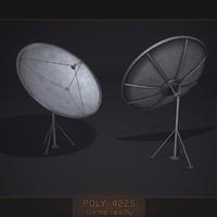 max satellite dish