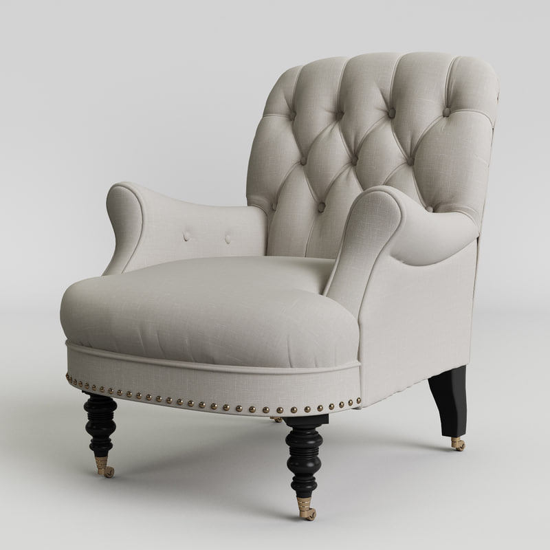 3d eichholtz 106874u chair barrington model