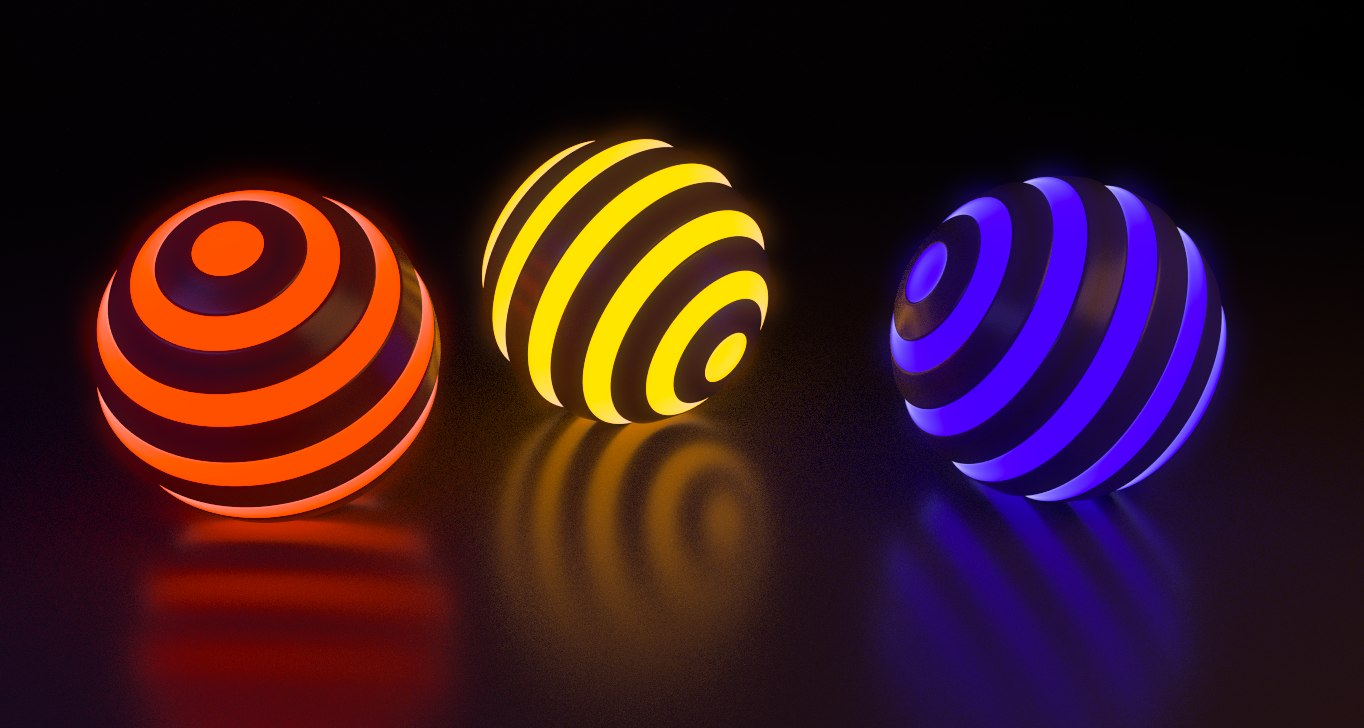 walpaper sphere blend free