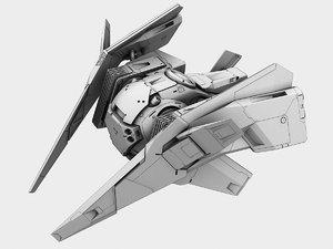 battle drone 3d max