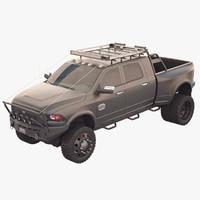 Dodge RAM 3500 Longhorn