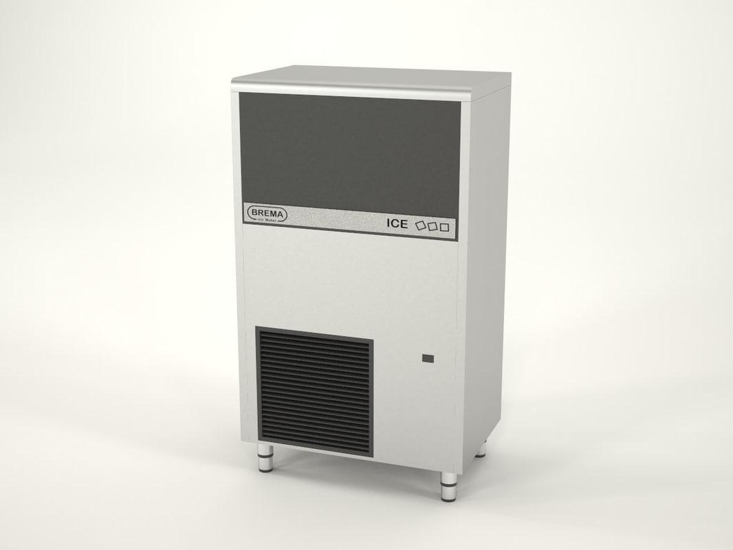 ice maker 3d 3ds