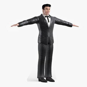 realistic male jones black max