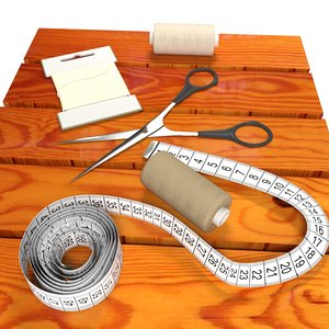 3d tailoring items