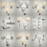 Devon&Devon sconces part 1