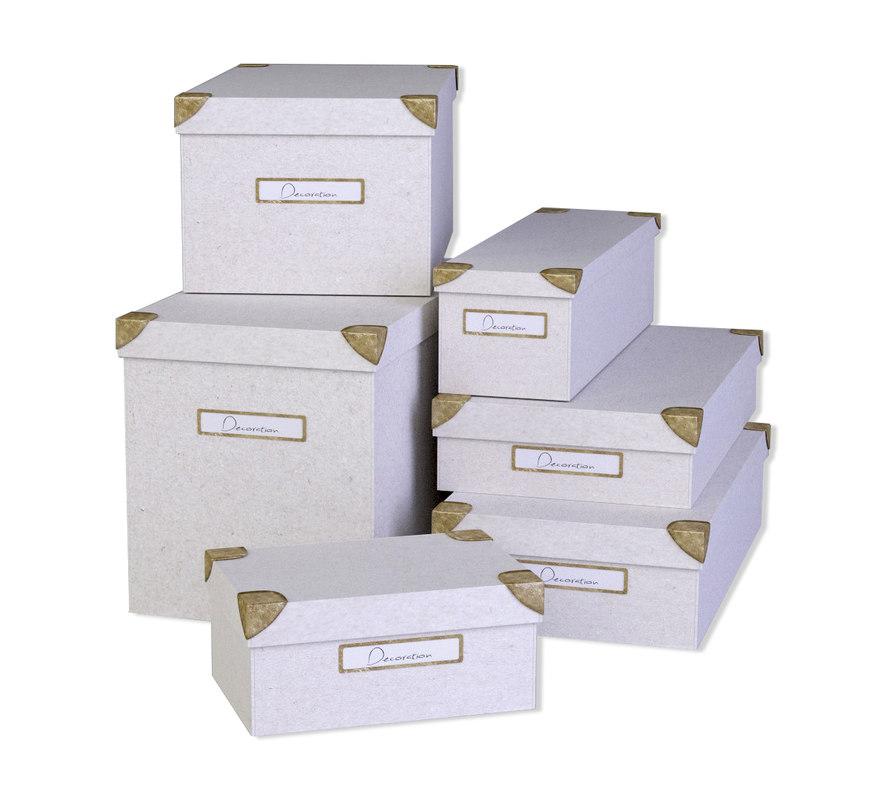 3d box set