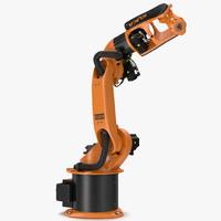 Kuka Robot KR-16 arc HW Rigged