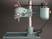 3d drill press