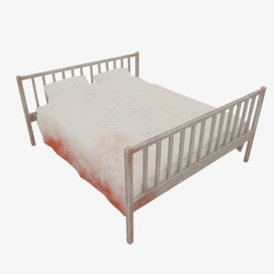 3ds bed blood sizes