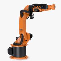 kuka robot kr 16 3d model