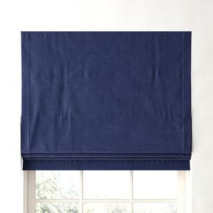 3d model cotton canvas cordless roman