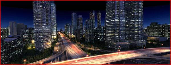 cityscape skyscraper max
