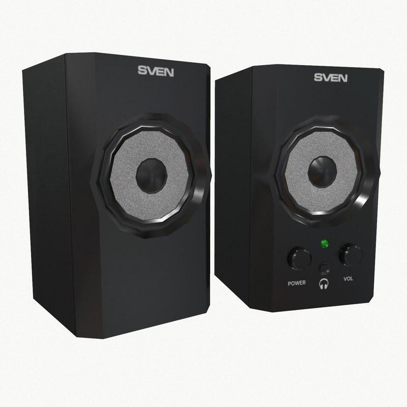 3ds computer speakers