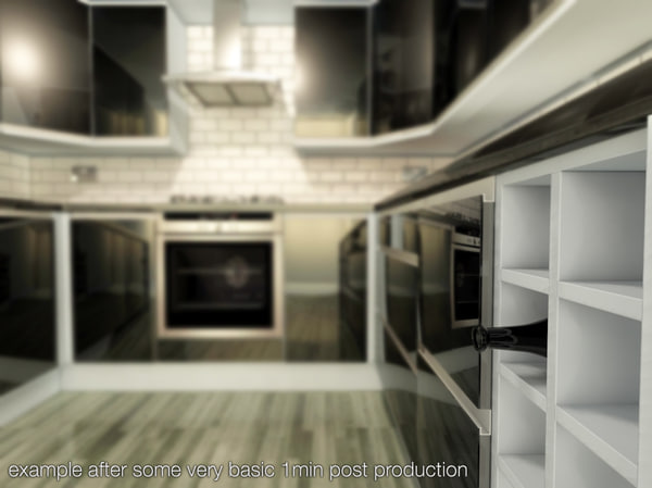 realistic kitchen set real max