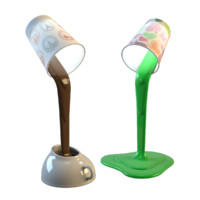 creative desk lamp 3d model