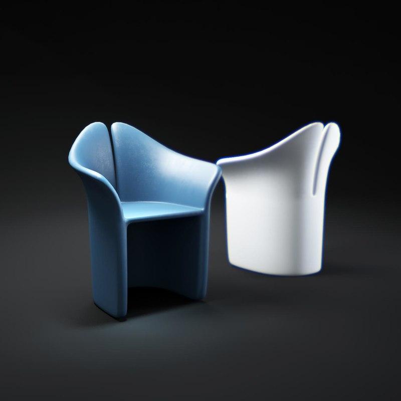 3d frac-by-cappellini model
