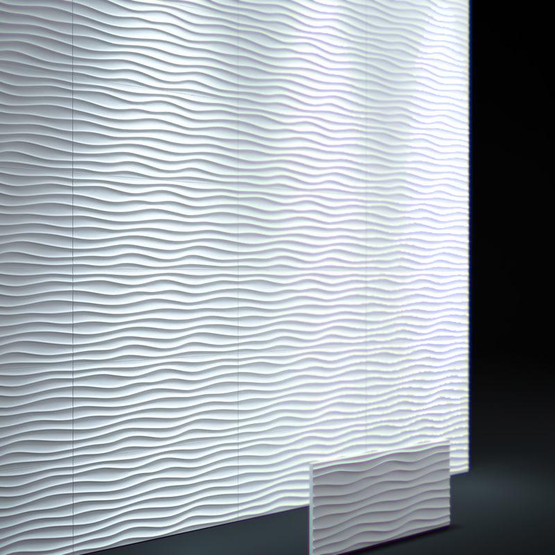 max 3d-wall-dune
