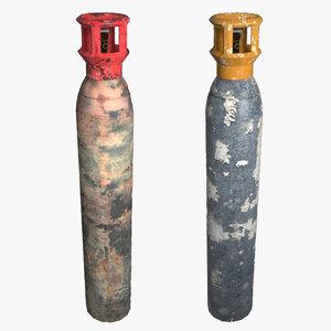 oxygen tank max