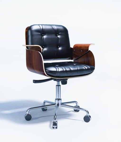 tecta d49 swivel chair 3d max