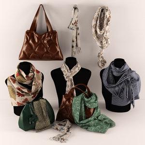 scarves handbags max