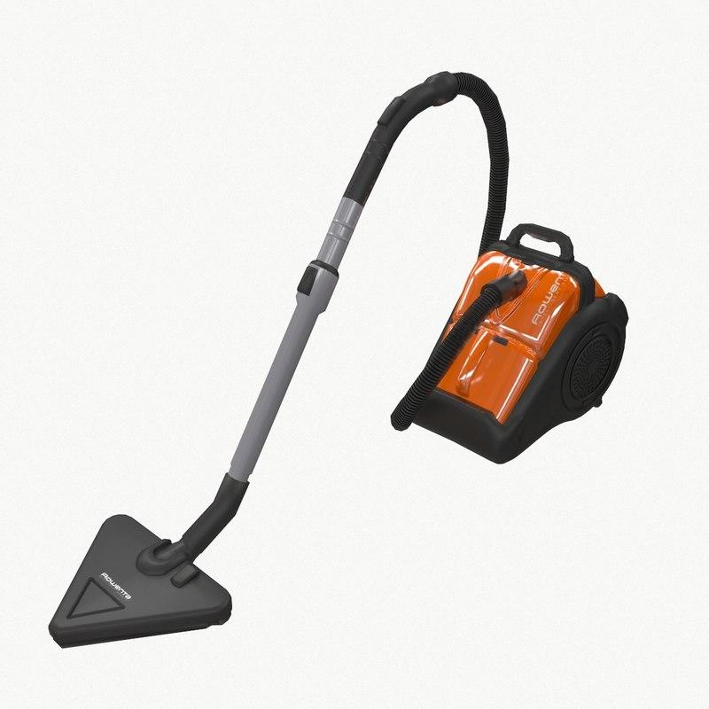 max vacuum cleaner rowenta