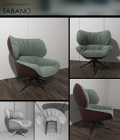 B&B Italia Tabano Chair