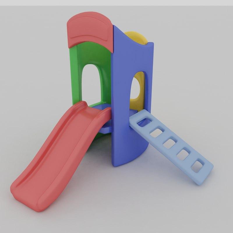 3d toy slice