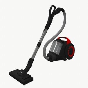 vacuum cleaner samsung 3d model
