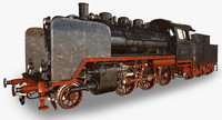 Steam Locomotive DRG Class24