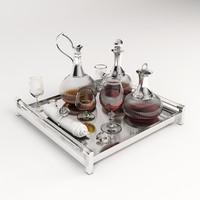 max eichholtz french style tray