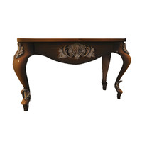 classical console table 3d model