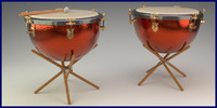 Great Symphonic Timpani