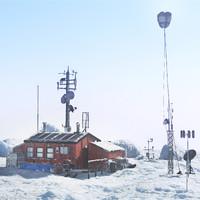Arctic Meteo Station