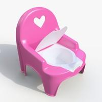 Baby toilet 01