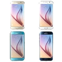 3d samsung galaxy s6 colors model