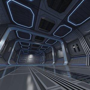 max sci-fi interior scene 2
