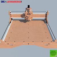 cnc machine diy 2011 max