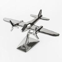 Plane statuette