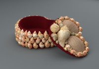 box with shells