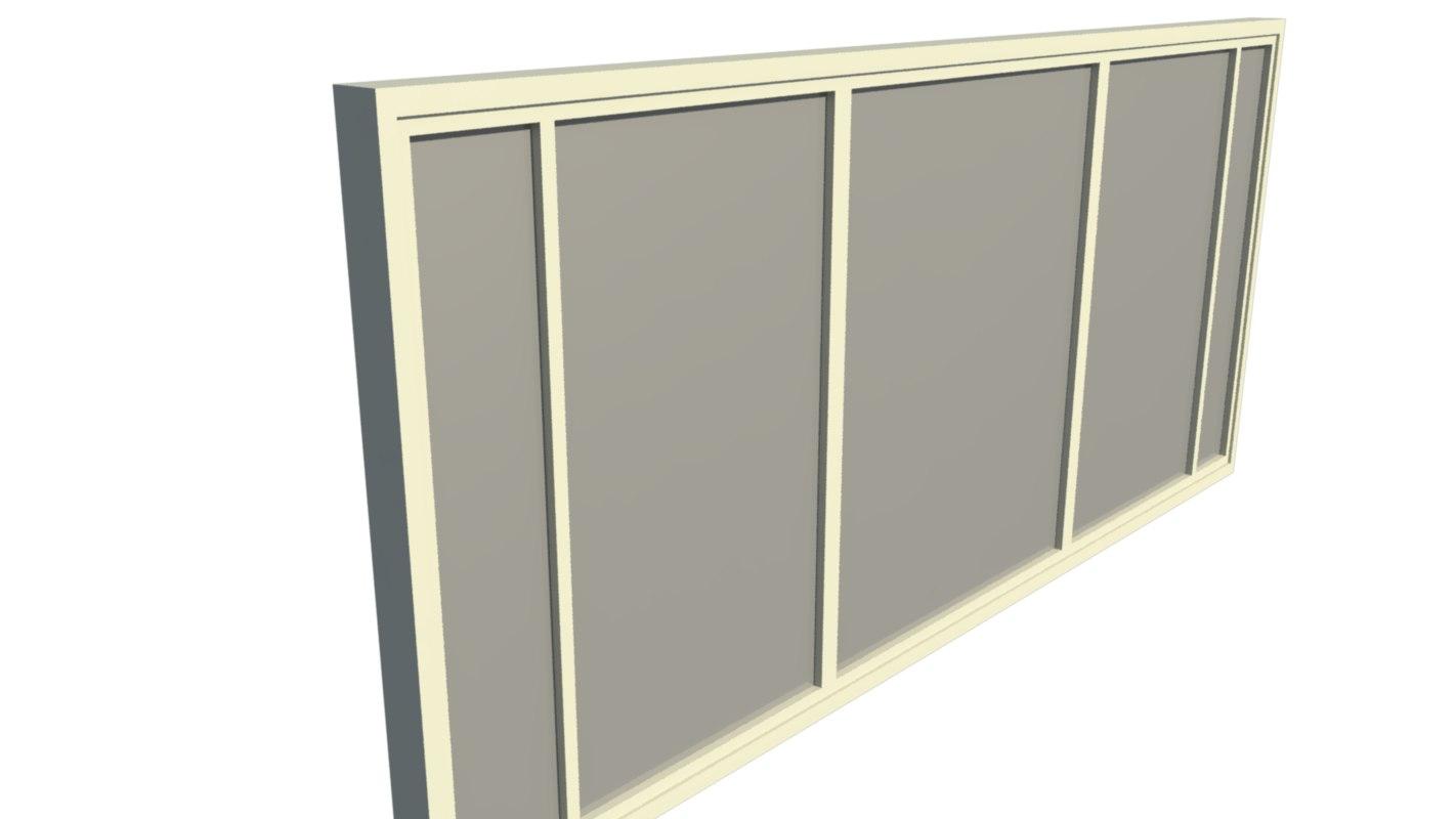 x window frame
