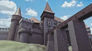 obj corvin castle