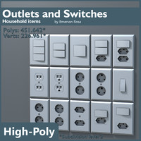 outlets switches max