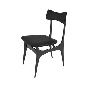3d alfred hendrickxs dining chair