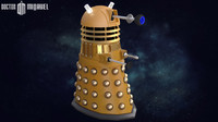 Dalek by Doctor Who